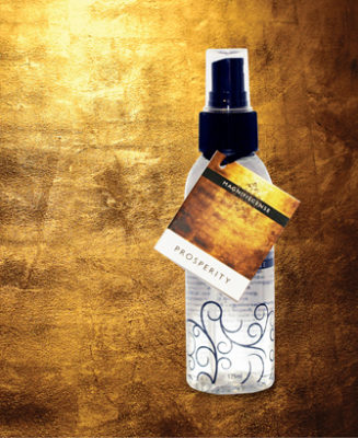Essential Oil Blend Mists