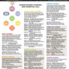 Magnifiscense Chakras and Essential Oils A4 Poster